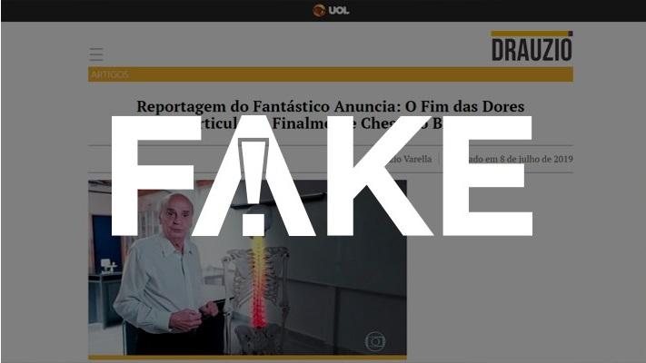 Dr. Drauzio Varella Fantastico Diabetes